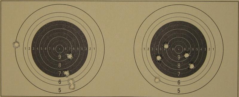 Target sheet