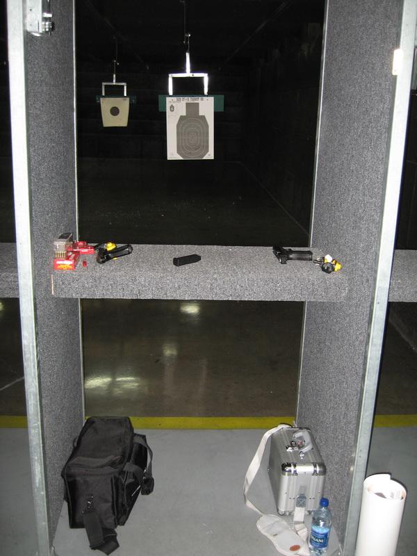 DVC Indoor Range