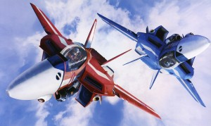 VF-1J Max vs Milia