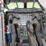 Cockpit of the Concorde