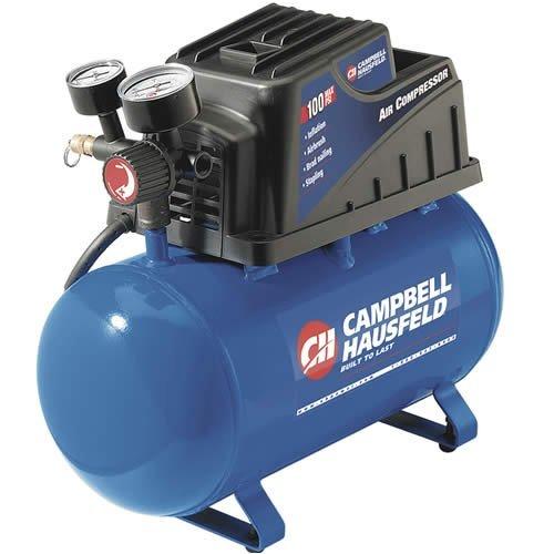 Campbell Hausfeld 1 3 Hp 3 Gallon Air Compressor