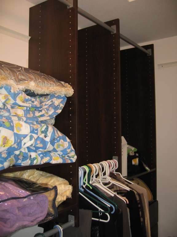 Organizer Tips : Closet Organizer Plans