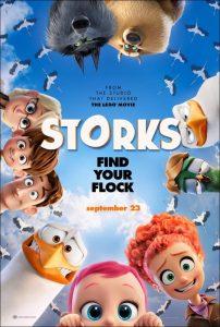 Stork Movie Poster
