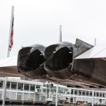 Engine of the Concorde