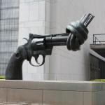 Twisted gun
