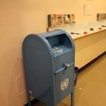 UN post