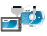 Crucial M4 SSD (256MB with data transfer kit)